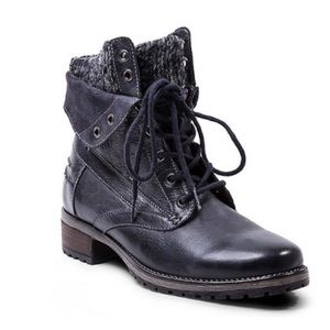 Steve Madden Winter Leather Boots